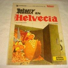 Cómics: ASTERIX EN HELVECIA. N. 16 . 1983. Lote 178007388