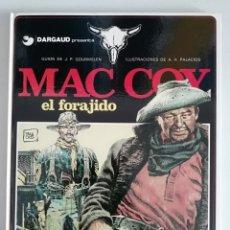 Cómics: MAC COY EL FORAJIDO NUM.12. Lote 232930545
