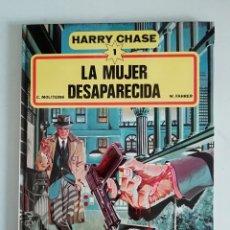Fumetti: HARRY CHASE LA MUJER DESAPARECIDA NUM.1. Lote 178052655