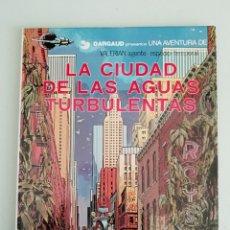 Cómics: VALERIAN LA CIUDAD DE LAS AGUAS TURBULENTAS NUM.8. Lote 178208136