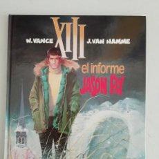 Cómics: XIII EL INFORME JASON FLY NUM.6. Lote 178209993