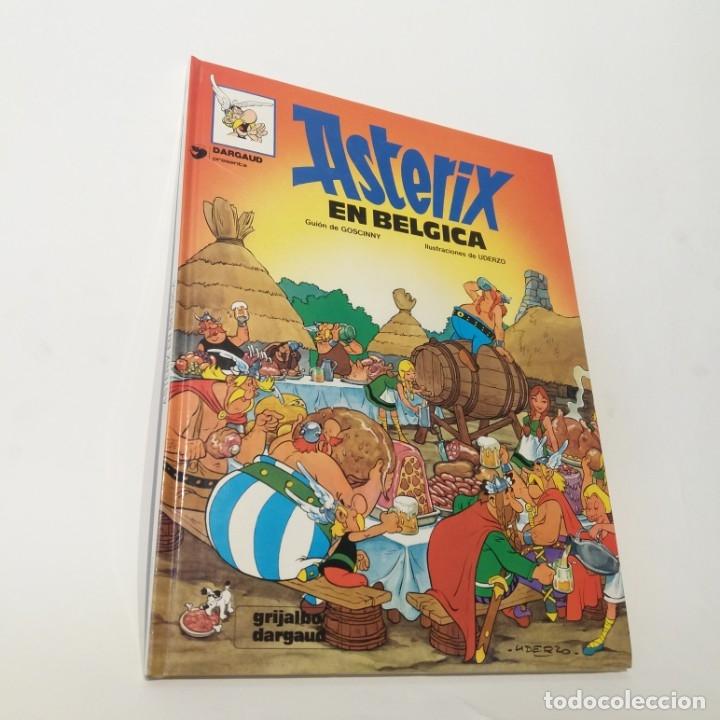 ASTÉRIX EN BÉLGICA, TAPA DURA, EDICIÓN ESPECIAL PARA CÍRCULO DE LECTORES 30 ANIVERSARIO (Tebeos y Comics - Grijalbo - Asterix)