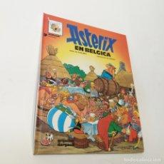 Cómics: ASTÉRIX EN BÉLGICA, TAPA DURA, EDICIÓN ESPECIAL PARA CÍRCULO DE LECTORES 30 ANIVERSARIO. Lote 178215262