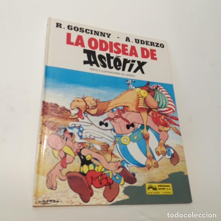 LA ODISEA DE ASTÉRIX, TAPA DURA, EDICIÓN ESPECIAL PARA CÍRCULO DE LECTORES 30 ANIVERSARIO (Tebeos y Comics - Grijalbo - Asterix)