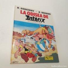 Cómics: LA ODISEA DE ASTÉRIX, TAPA DURA, EDICIÓN ESPECIAL PARA CÍRCULO DE LECTORES 30 ANIVERSARIO. Lote 178216128