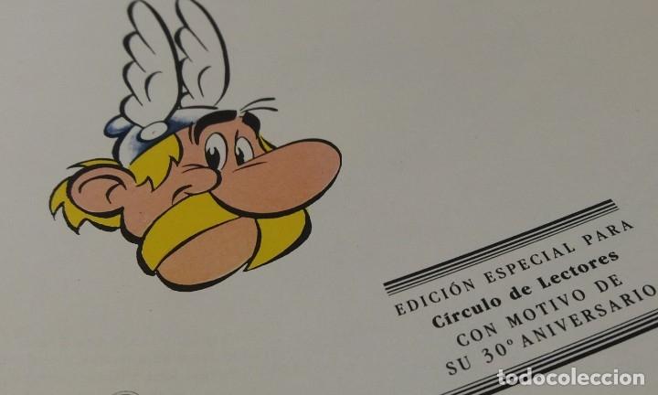Cómics: La odisea de Astérix, tapa dura, edición especial para círculo de lectores 30 aniversario - Foto 2 - 178216128