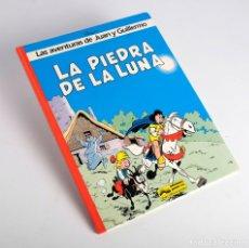 Cómics: LAS AVENTURAS DE JUAN Y GUILLERMO.LA PIEDRA DE LA LUNA. PEYO. EDICIONES JUNIOR. GRIJALBO 1986. Lote 178282058