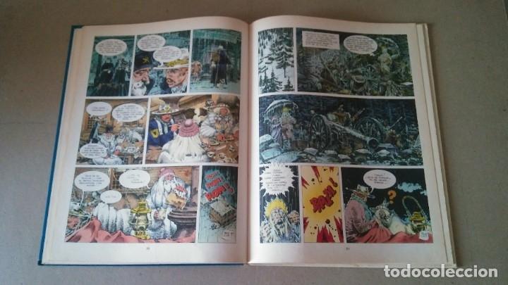 Cómics: MAC COY Nº 13 LAS COLINAS DEL MIEDO. GOURMELEN / PALACIOS - GRIJALBO / DARGAUD 1987 - Foto 3 - 178301453
