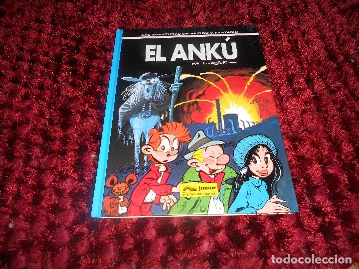 SPIROU Y FANTASIO Nº 39 EL ANKÚ ED JUNIOR 1995 48 PÁGINAS NUEVO Y NUNCA LEÍDO (Tebeos y Comics - Grijalbo - Spirou)