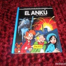 Cómics: SPIROU Y FANTASIO Nº 39 EL ANKÚ ED JUNIOR 1995 48 PÁGINAS NUEVO Y NUNCA LEÍDO. Lote 178376448