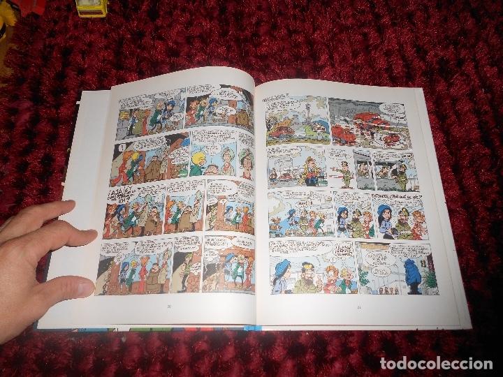Cómics: SPIROU Y FANTASIO Nº 39 EL ANKÚ ED JUNIOR 1995 48 PÁGINAS NUEVO Y NUNCA LEÍDO - Foto 4 - 178376448