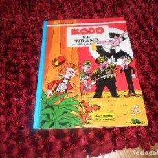 Cómics: LAS AVENTURAS DE SPIROU Y FANTASIO 40 KODO EL TIRANO 1995 IMPECABLE NUNCA LEIDO. Lote 178376790