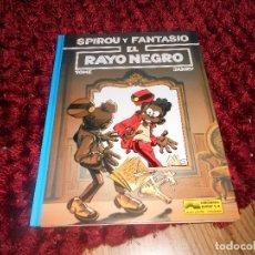 Cómics: SPIROU Y FANTASIO Nº 32 EL RAYO NEGRO (TOME / JANRY) GRIJALBO. Lote 178381498