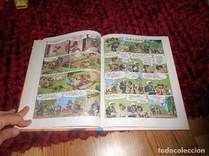 Cómics: SPIROU Y FANTASIO Nº 32 EL RAYO NEGRO (TOME / JANRY) GRIJALBO - Foto 4 - 178381498