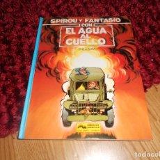 Cómics: SPIROU Y FANTASIO CON EL AGUA AL CUELLO. Nº26. TOME & JANRY. ESPAÑA 1991.. Lote 178381723