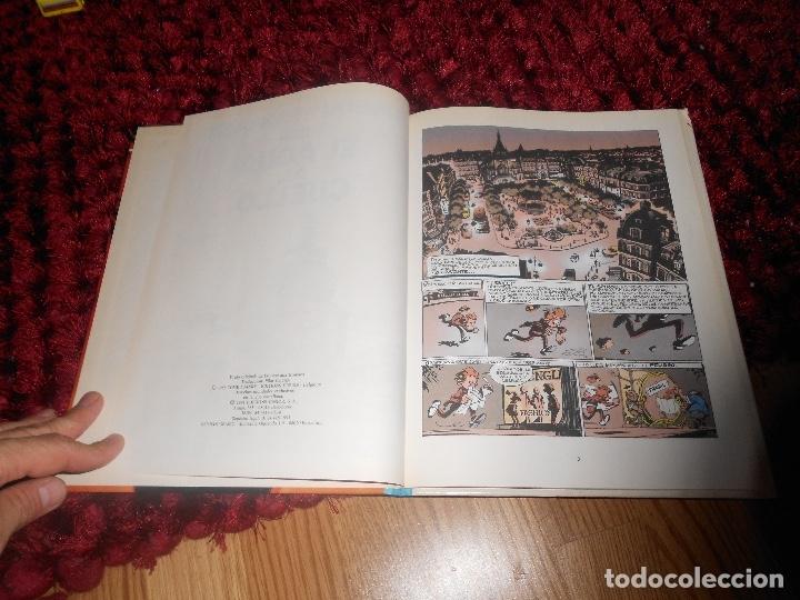 Cómics: SPIROU Y FANTASIO CON EL AGUA AL CUELLO. Nº26. TOME & JANRY. ESPAÑA 1991. - Foto 3 - 178381723