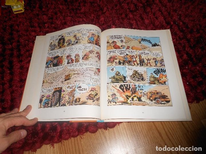 Cómics: SPIROU Y FANTASIO CON EL AGUA AL CUELLO. Nº26. TOME & JANRY. ESPAÑA 1991. - Foto 4 - 178381723