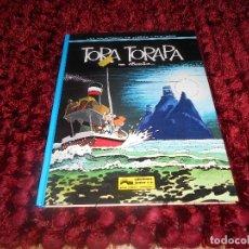 Cómics: SPIROU Y FANTASIO TORA TORAPA ¡MUY BUEN ESTADO! TAPA DURA GRIJALBO 36 JUNIOR 1994. Lote 178382657