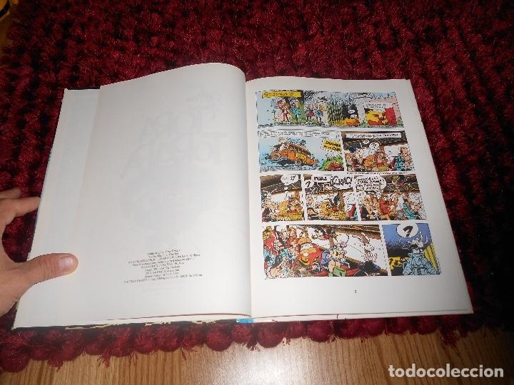 Cómics: SPIROU Y FANTASIO TORA TORAPA ¡MUY BUEN ESTADO! TAPA DURA GRIJALBO 36 JUNIOR 1994 - Foto 3 - 178382657