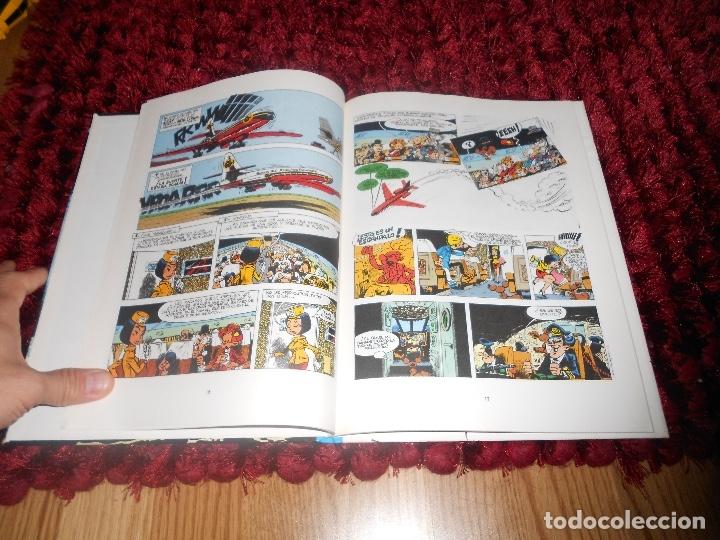 Cómics: SPIROU Y FANTASIO TORA TORAPA ¡MUY BUEN ESTADO! TAPA DURA GRIJALBO 36 JUNIOR 1994 - Foto 4 - 178382657