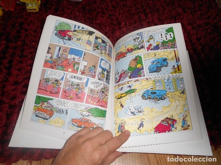 Cómics: LAS AVENTURAS DE SPIROU Y FANTASIO LOS PIRATAS DEL SILENCIO N. 8 PERFECTO NUNCA LEIDO - Foto 5 - 178385406