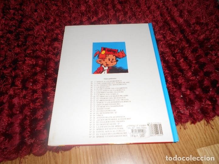 Cómics: SPIROU Y FANTASIO EN MOSCU - LAS AVENTURAS DE SPIROU Nº 28 - ED. JUNIOR 1992, 1ª EDICION NUEVO - Foto 5 - 178386396