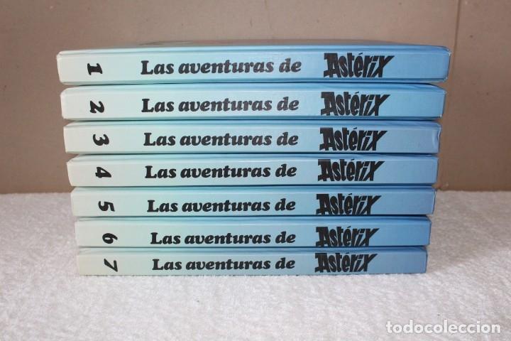 Cómics: LAS AVENTURAS DE ASTERIX (7 TOMOS) GOSCINNY / UDERZO - GRIJALBO DARGAUD - AÑO 1989 - Foto 2 - 178586236