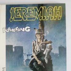 Cómics: JEREMIAH BOOMERANG NUM.11. Lote 178637035