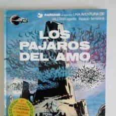 Cómics: VALERIAN LOS PAJAROS DEL AMO NUM.4. Lote 178637212