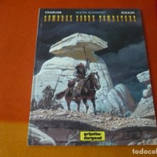 Cómics: MISTER BLUEBERRY SOMBRAS SOBRE TOMBSTONE ( CHARLIER GIRAUD ) ¡MUY BUEN ESTADO! TAPA DURA 36. Lote 178779072