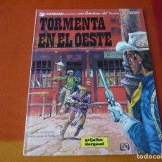 Cómics: BLUEBERRY TORMENTA EN EL OESTE ( CHARLIER GIRAUD ) ¡MUY BUEN ESTADO! TAPA DURA 17 DARGAUD. Lote 178782043