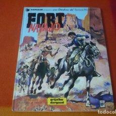 Cómics: BLUEBERRY FORT NAVAJO ( CHARLIER GIRAUD ) TAPA DURA 16 DARGAUD. Lote 178782498