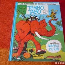 Cómics: SPIROU Y FANTASIO TEMBO TABU ( FRANQUIN GREG ) ¡BUEN ESTADO! TAPA DURA 16 JUNIOR GRIJALBO. Lote 178952027