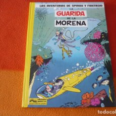 Cómics: SPIROU Y FANTASIO LA GUARIDA DE LA MORENA ( FRANQUIN ) ¡BUEN ESTADO! TAPA DURA 7 JUNIOR GRIJALBO. Lote 178952963