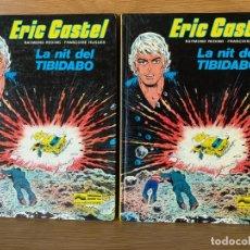 Cómics: ERIC CASTEL - LA NIT DEL TIBIDABO - Nº 7 - CATALÁN. Lote 179002242