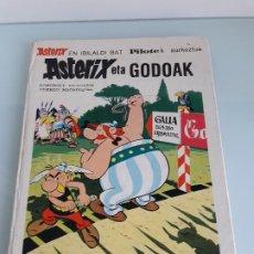 Cómics: ASTERIX Y LOS GODOS / ASTERIX ETA GODOAK - EUSKERA - VASCO - MAS IVARS EDITORES 1978 . Lote 179044521