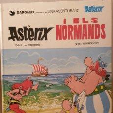 Cómics: ASTÈRIX I ELS NORMANDS. EDITORIAL GRIJALBO DARGAUD. Lote 179045618