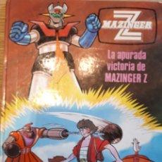 Cómics: LA APUNTADA VICTÒRIA DE MAZINGER. 4. Lote 179063120