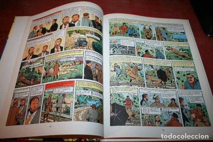 Cómics: BLAKE Y MORTIMER - S.O.S. METEOROS - E.P.JACOBS - JUNIOR - 1985 - Foto 3 - 179106216