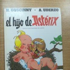 Cómics: ASTERIX #27 EL HIJO DE ASTERIX (CARTONE - 1983). Lote 179106231