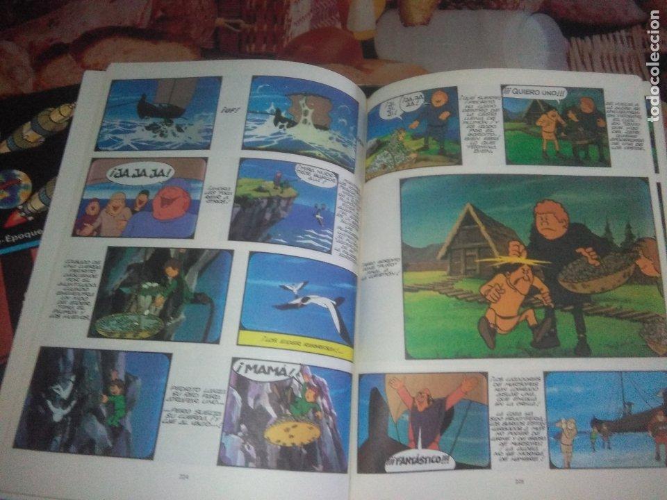 Cómics: Colección Completa de 13 Cómics Érase una Vez el Hombre Ediciones Junior / Grijalbo 1979 - Foto 11 - 179156002