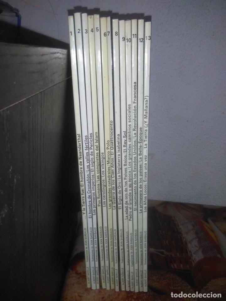 Cómics: Colección Completa de 13 Cómics Érase una Vez el Hombre Ediciones Junior / Grijalbo 1979 - Foto 13 - 179156002