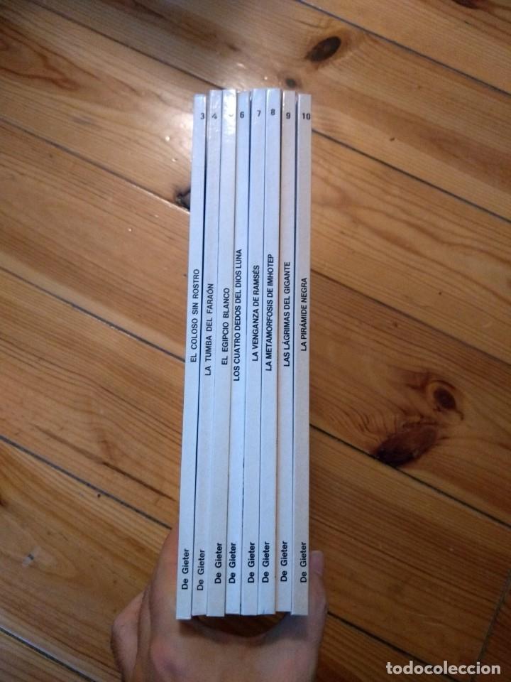 Cómics: Papyrus completa en 8 tomos nºs 3 4 5 6 7 8 9 10 D2 - Foto 2 - 179166651