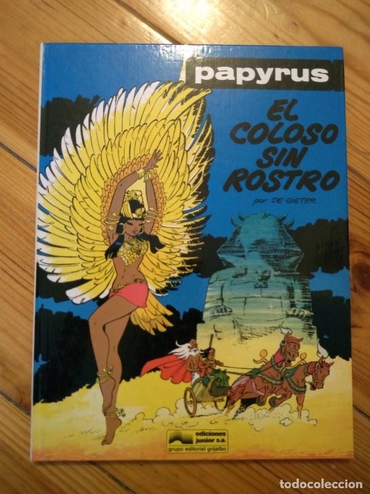 Cómics: Papyrus completa en 8 tomos nºs 3 4 5 6 7 8 9 10 D2 - Foto 6 - 179166651