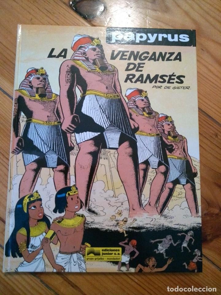Cómics: Papyrus completa en 8 tomos nºs 3 4 5 6 7 8 9 10 D2 - Foto 10 - 179166651