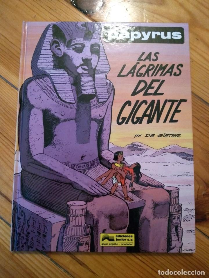 Cómics: Papyrus completa en 8 tomos nºs 3 4 5 6 7 8 9 10 D2 - Foto 12 - 179166651