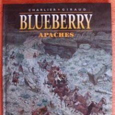 Cómics: BLUEBERRY 49 APACHES DE CHARLIER Y GIRAUD. Lote 179172272