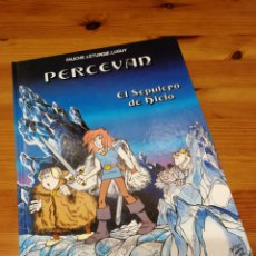 Cómics: PERCEVAN Nº2 EL SEPULCRO DE HIELO. EDITORIAL JUNIOR. Lote 179181557