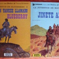 Cómics: COLECCIÓN LA JUVENTUD DE BLUEBERRY DE CHARLIER Y GIRAUD VER TODAS LAS IMAGENES. Lote 179192923
