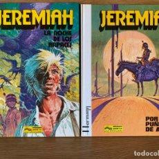 Cómics: JEREMIAH - LOTE 17 NÚMEROS (DEL 1 AL 16 Y EL 20). Lote 179195721